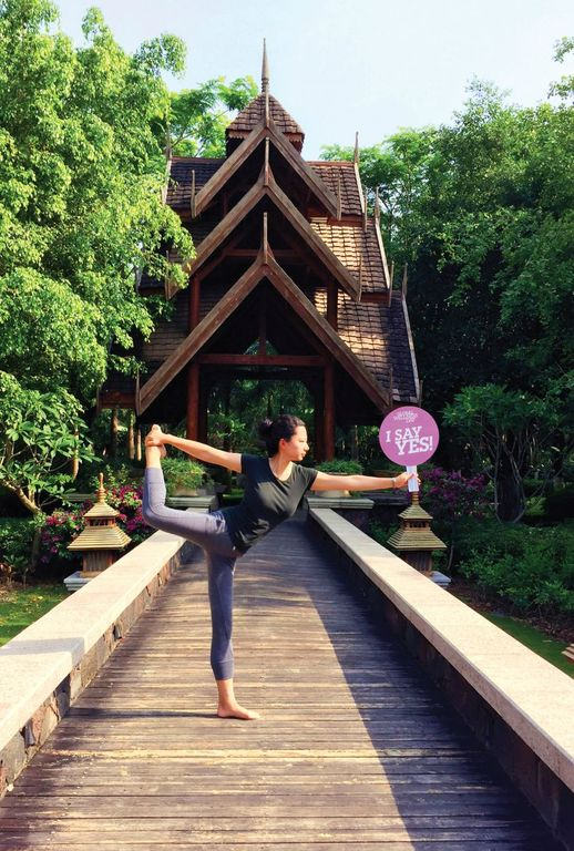 Anantara Yoga June 2015 Anantara Xishuangbanna Resort & Spa China.jpg