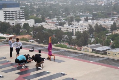 Photo Rainbeau Mars Heli pad Four Seasons Los Angeles June 2015.jpg