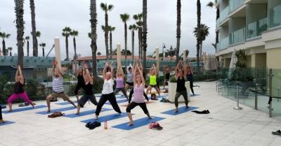 Yoga on the pool deck.jpg