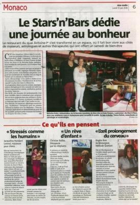 Stars article Monaco Matin 2016.jpg