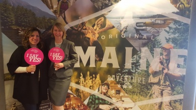 Mia and Director of Tourism_State of Maine.jpg