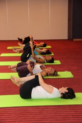 MARTINSPA BODYWEALTH Indoor Yoga mat GWD Belgium 2015.JPG