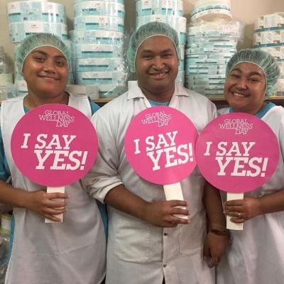 Photo PURE Fiji Team manufacturing GWD June 2015.jpg
