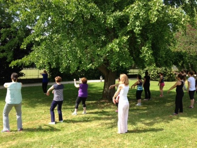Trianon Palace Tai Chi Groupe GWD France 2015.JPG